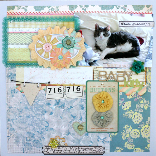 """Doris Sander on How Your Go-to Scrapbook Page Designs Point to the """"Sketches in Your Mind""""   Get It Scrapped"""