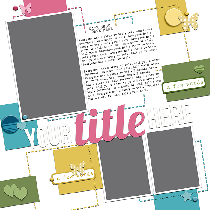 Story PLUS Design | Clutter + White Space | Lisa Dickinson